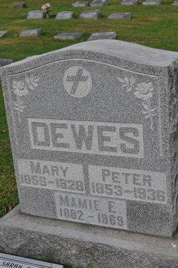 Peter Dewes