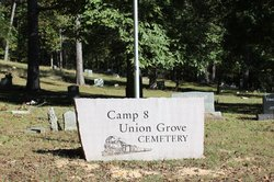 Camp Eight Cemetery