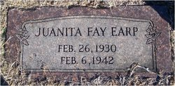 Juanita Fay Earp