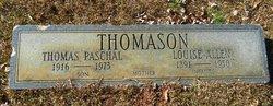 Louise C <i>Allen</i> Thomason