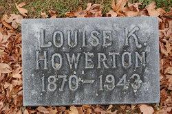 Louise <i>Kerr</i> Howerton
