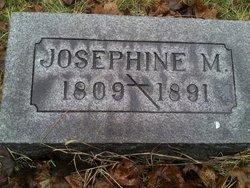 Mrs Josephine M <i>Duc</i> Jacquemain