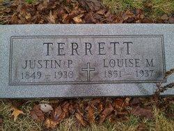 Justin P Terrett