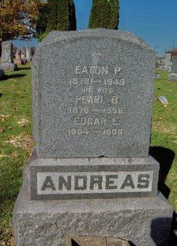 Pearl M. <i>Bishop</i> Andreas