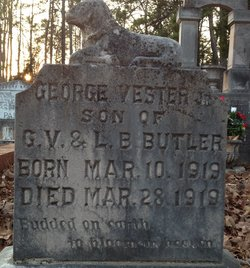 George Vester Butler, Jr
