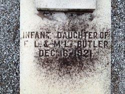 Infant Daughter Butler