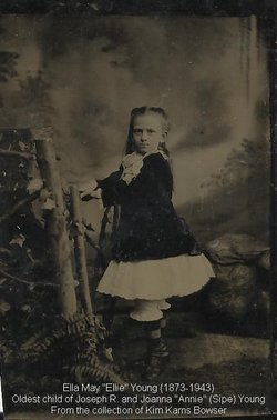 Ella May <i>Young</i> Lohr