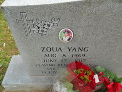 Zoua Yang