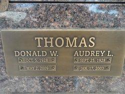 Audrey L. Thomas