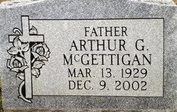 Arthur G McGettigan