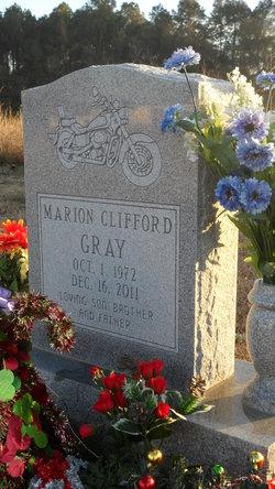 Marion Clifford Gray