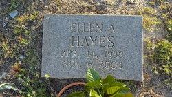 Ellen A Hayes