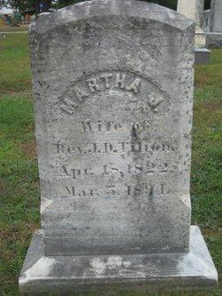 Martha <i>Jackman</i> Tilton