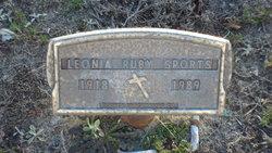 Leonia Ruby Sports