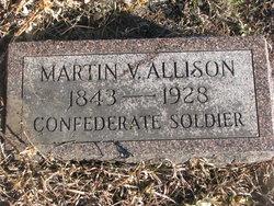 Martin Van Buren Allison
