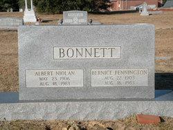 Albert Nolan Bonnett