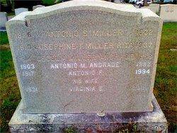 Antonio J Mattias Andrade
