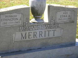Edna A <i>Leibig</i> Merritt