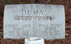 Viola <i>Stuart</i> Dumas