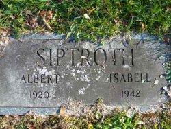 Isabell <i>Freeman</i> Siptroth