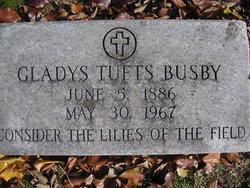 Gladys <i>Tufts</i> Busby