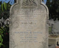 Augustus B Downe