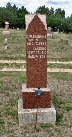 George Washington Baskins