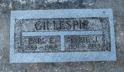 Effie J <i>Cayanus</i> Gillespie