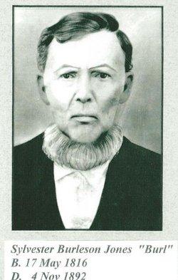 Rev Sylvester Burleson Jones