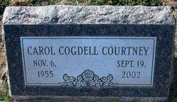 Carol <i>Cogdell</i> Courtney