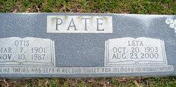 Leta <i>Chandler</i> Pate