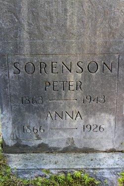 Anine Anna <i>Poulsen</i> Sorenson