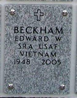 Edward W Beckham
