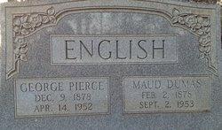 Maude <i>Dumas</i> English