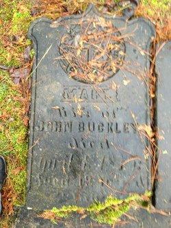 Mary Buckley