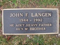 John F. Langen