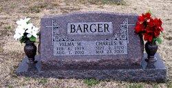 Velma M. <i>Van Horn</i> Barger