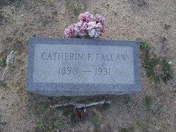 Catherine <i>Fallaw</i> Fallaw