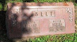 Bertha <i>Pritchard</i> Belt
