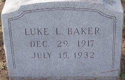 Luke Lansing Baker