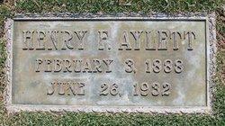 Henry F Aylett