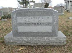 Patricia <i>Bowers</i> White