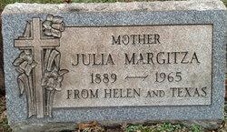 Julia <i>Miko</i> Margitza