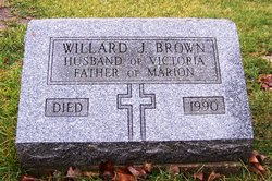 Willard J Brown