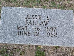 Jessie <i>Shealy</i> Fallaw