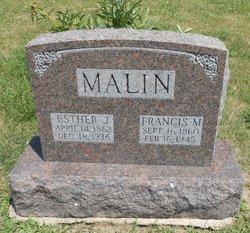 Ester Jane <i>McKibbon</i> Malin