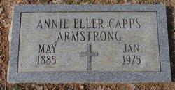 Annie Ella <i>Capps</i> Armstrong
