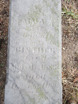 Emma A. Ginther