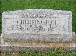 Helen E <i>Bickert</i> Cherrington