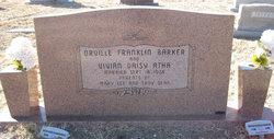 Vivian Daisy <i>Atha</i> Barker